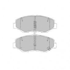 Колодки тормозные KASHIYAMA D5128M пер.