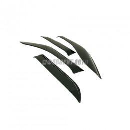 Ветровики KIA CEED 5D HB 07-11гг- клеящ. г.Барнаул SIM #