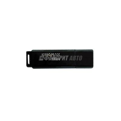 USB-флеш накопитель KINGMAX 16GB PD-03 Black