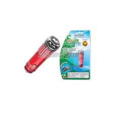 Ионизатор - освеж. воздуха JASPER Красный в прикуриватель