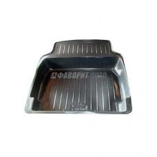 Коврик багажника ВАЗ-2105-07 пластик (Тверь пластик)