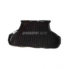 Коврик багажника ВАЗ-2110 пластик (Тверь пластик)
