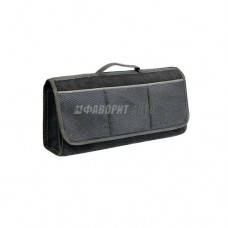 Органайзер в багажник ORG-20 BK сумка черная 50х13х20 Автопрофи