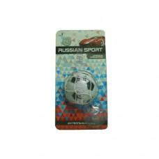 Освежитель  AZARD RS футбольный мяч Новая машина