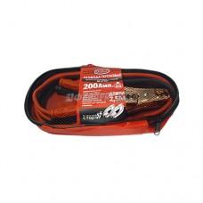 Провода прикуривания АКБ 200А 2,5м до -40*C сумка BOLK BK51907