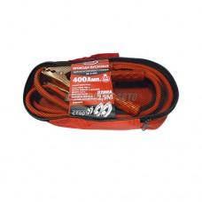 Провода для прикуривания 400А 2,5м до -40*C сумка BOLK BK51909-2