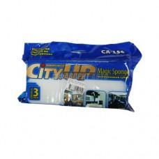 Губки меламиновые (55*70*40) (3шт)  CA-156  City Up @