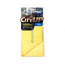 Салфетка из м/ф 35*40 Double Side CA-115   City Up