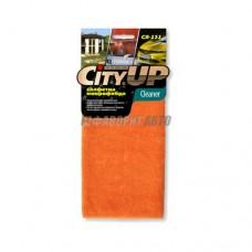 Салфетка из м/ф 35*40 Cleaner CA-131   City Up