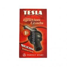 Провода в/в TESLA 2108-21112 ( SILICONE inductive ) T413M