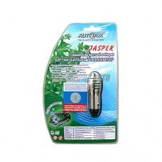Ионизатор - освеж. воздуха JASPER Зеленый в прикуриватель5430 @