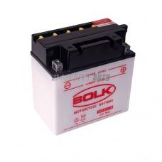АКБ  BOLK MOTO 12V19 BK 31015 (518014-YB16CL-B) сух #