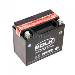АКБ  BOLK MOTO Super 12V10 BK 32011(510012-YTX12-BS)  #