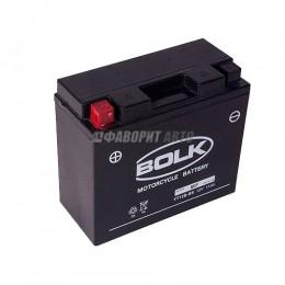 АКБ  BOLK MOTO Super 12V11 BK 32012 (512901-YT12B-BS) #