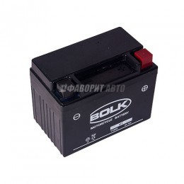 АКБ  BOLK MOTO Super 12V5 BK 32003 (505901-YTZ5S) #
