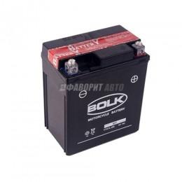 АКБ  BOLK MOTO Super 12V7 BK 32005 (506014-YTX7L-BS) #