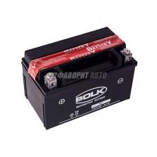 АКБ  BOLK MOTO Super 12V7 BK 32006 (506015-YTX7A-BS) #