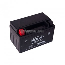 АКБ  BOLK MOTO Super 12V8.6 BK 32008 (508901-YTZ10S) #