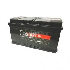 АКБ ECOSTART 6СТ-100 А/ч (оп), 800п.т. Польша  353х175х190 зал.