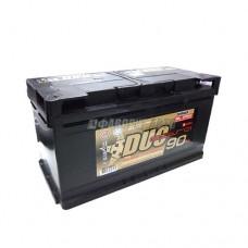 АКБ Duo Extra 6СТ-90LЗ DXE-090АА-1 90а/ч (пп) г.Свирск