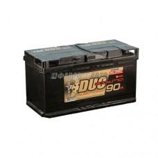 АКБ Duo Extra 6СТ-90LЗ DXE-090АА-0 90а/ч (оп) г.Свирск
