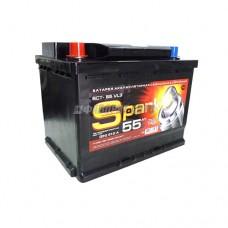 АКБ SPARK 6ст-55VL3 SPA55A3-L 12В 55 а/ч 410 п.т. конус п.п. г.Свирск