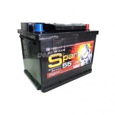 АКБ SPARK 6ст-55VL3 (R) SPA55A3-R 12В 55 а/ч 410 п.т. конус о.п. г.Свирск