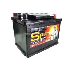 АКБ SPARK 6ст-60VL3 (R) SPA60A3-R 12В 60 а/ч 460 п.т. конус о.п. г.Свирск