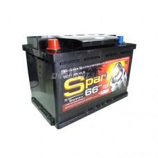 АКБ SPARK 6ст-66VL3 SPA66A3-L 12В 66 а/ч 510 п.т. конус п.п. г.Свирск