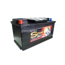 АКБ SPARK 6ст-90VL3 SPA90A3-L 12В 90 а/ч 680 п.т. конус п.п. г.Свирск