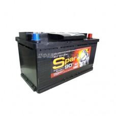 АКБ SPARK 6ст-90VL3 (R) SPA90A3-R 12В 90 а/ч 680 п.т. конус о.п. г.Свирск