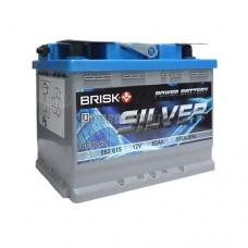 АКБ BRISK SILVER BCS062L (пп) 550 п.т.