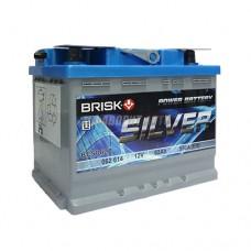 АКБ BRISK SILVER BCS062P (оп) 550 п.т.