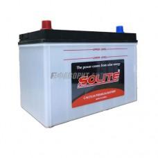 АКБ Solite 115D31R (пп) 95А 750 п.т. без борта евроклемма с/гл
