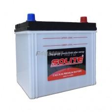 АКБ Solite 85D23L (оп) 70А 580 п.т. без борта евроклемма