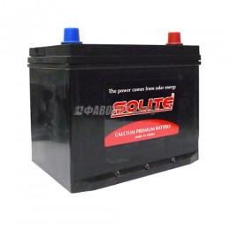 АКБ Solite 85D23LBH (оп) 70А 580 п.т. с бортом
