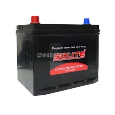 АКБ Solite 85D23R (пп) 70А 580 п.т. без борта евроклемма