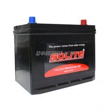 АКБ Solite 95D26LBH (оп) 85А 650 п.т. с бортом