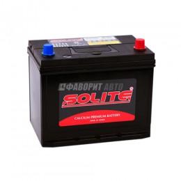 АКБ Solite 95D26L (оп) 85А 650 п.т. без борта