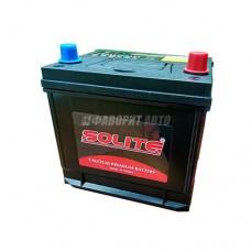 АКБ Solite CMF26550 (пп) 60А 550 п.т. с бортом