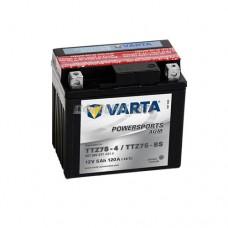 АКБ  VARTA  12V 5 А/ч  507902  A514 AGM  110 п.т 113х70х105  #