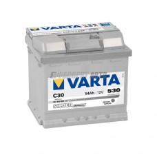 АКБ  VARTA Silver Dynamic 54 А/ч 554400 о.п.  EN 530  #