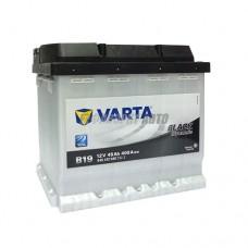 АКБ  VARTA Black Dynamic 45 А/ч 545412 стд кл о.п. B19