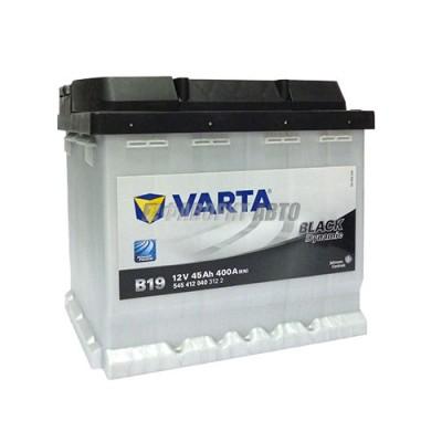 Аккумуляторная батарея VARTA Black Dynamic 45 А/ч 545412 стд кл о.п. B19