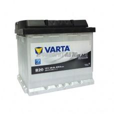 АКБ  VARTA Black Dynamic 45 А/ч 545413 стд кл п.п.В20