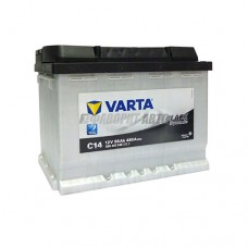 АКБ  VARTA Black Dynamic 56 А/ч 556400 о.п.  С14