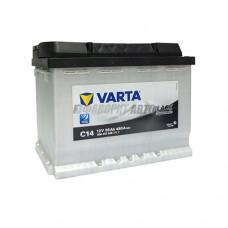АКБ  VARTA Black Dynamic 56 А/ч 556400 о.п.  С14