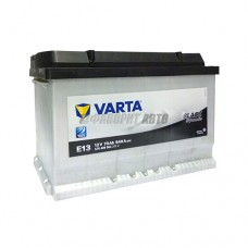 АКБ  VARTA Black Dynamic 70 А/ч 570409 о.п.  E13