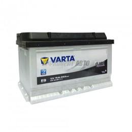 АКБ  VARTA Black Dynamic 70 А/ч 570144 низк о.п Е9@