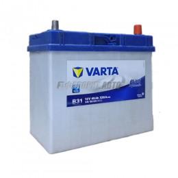 АКБ  VARTA Blue Dynamic 45 А/ч 545155 узк кл о.пB31.
